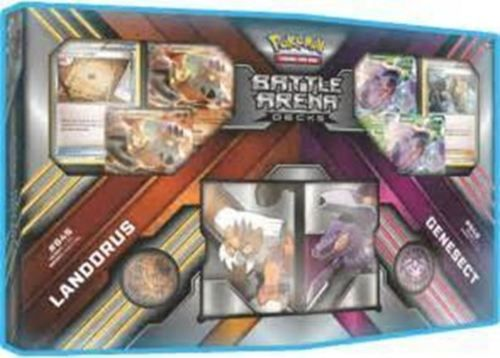 Pok mon Sealed Decks and Kits 183467: Landorus And Genesect Battle Arena Deck - Pokemon Tcg (Pre-Order) -> BUY IT NOW ONLY: $35.49 on eBay!