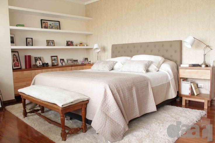 dormitorio principal valle monasterio  #interiorismo #diseño #decoracion #daarq #bedroom #dormitorio