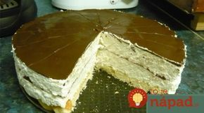"""Neprekonateľná """"LuLu"""" torta: Bez pečenia a s takým výborným krémom, že na iné sladkosti hneď zabudnete!"""