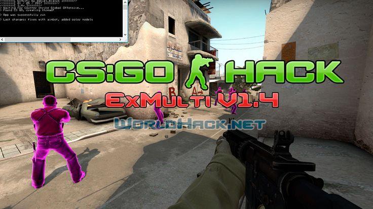 [Actualizado] [CS:GO HACK] ExMulti - Aimbot/Trigger/Glow [MultiHack]