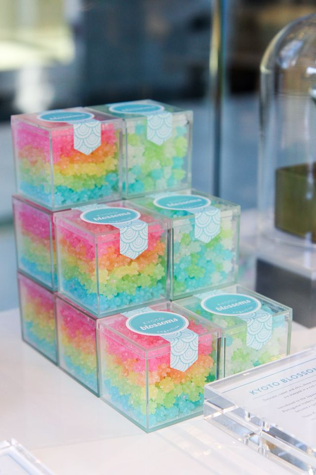 I can't remember how I first discovered California-based Sugarfina, but I've been obsessed with the luxury candy boutiquefor as long as I can remember. The couplebehind the brand, Rosie O'Neill and Josh Resnick, started the company based on a gapthey noticedin the market for a candy store that catered to ...