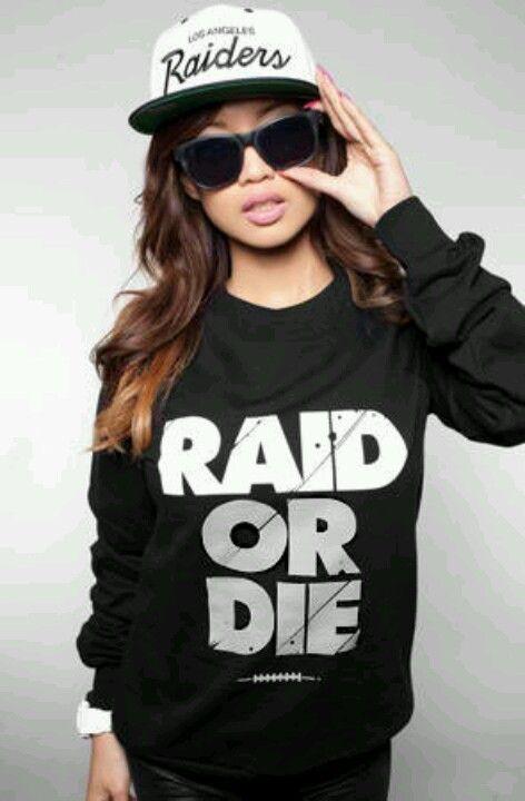 Raiders!!! dope hoodie @AnnieLoveAJ ☽♥☾
