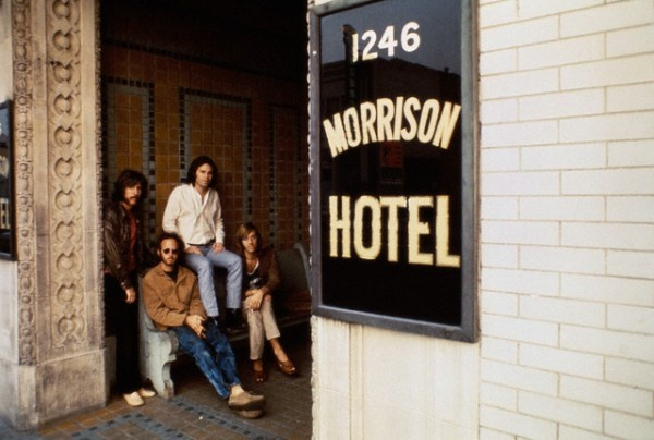The Doors at the Morrison Hotel