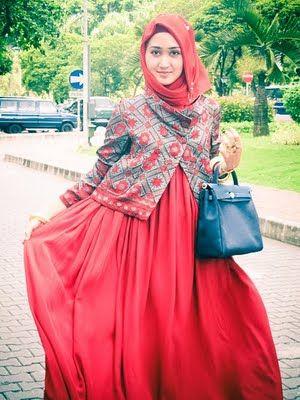 Indonesian Hijab Styles   Hijab Style Inspiration , Dian Pelangi   Tifani Anglila