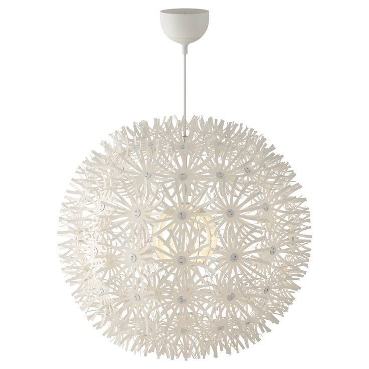 MASKROS Pendant lamp - IKEA $49.99 So playful, you could do one in entryway and one over dining room table.