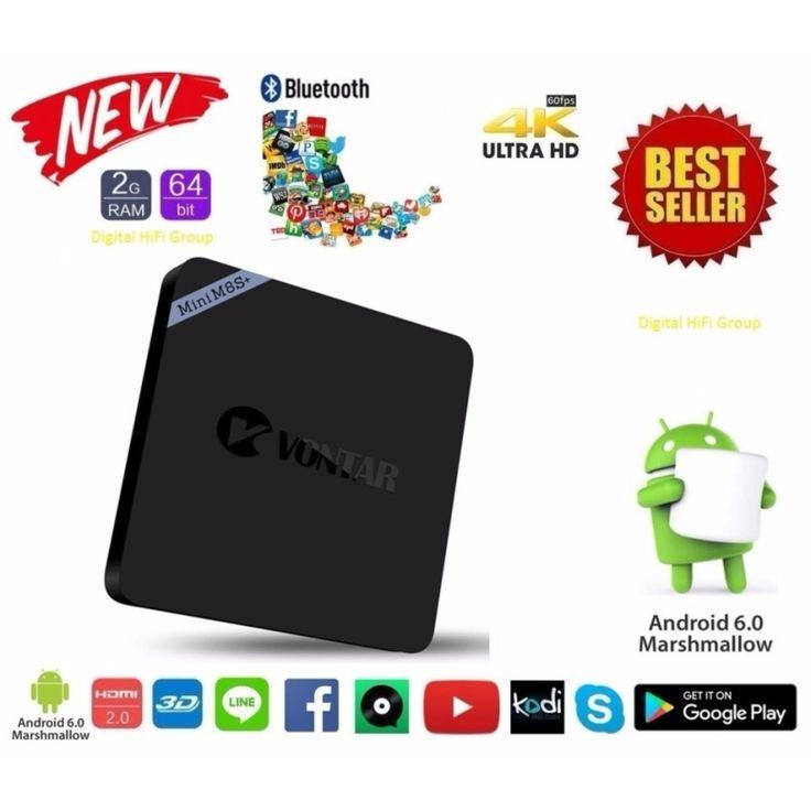 รีวิว สินค้า M8S+ plus Android Smart TV Box UHD 4K 64Bit Cpu Ram2G Android Marshmallow 6.0 Mini ☏ ดูส่วนลดตอนนี้กับ M8S  plus Android Smart TV Box UHD 4K 64Bit Cpu Ram2G Android Marshmallow 6.0 Mini ราคาน่าสนใจ | partnerM8S  plus Android Smart TV Box UHD 4K 64Bit Cpu Ram2G Android Marshmallow 6.0 Mini  สั่งซื้อออนไลน์ : http://online.thprice.us/WgVQ9    คุณกำลังต้องการ M8S  plus Android Smart TV Box UHD 4K 64Bit Cpu Ram2G Android Marshmallow 6.0 Mini เพื่อช่วยแก้ไขปัญหา อยูใช่หรือไม่…