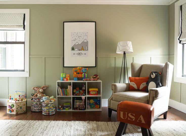 755 best gray nursery images on pinterest babies nursery for Nursery project ideas