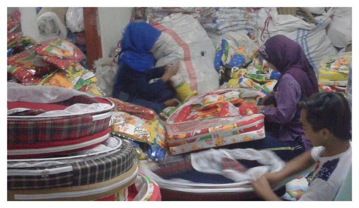 Fasilitas Produksi 2 - Produsen Konfeksi Perlengkapan Bayi Bandung