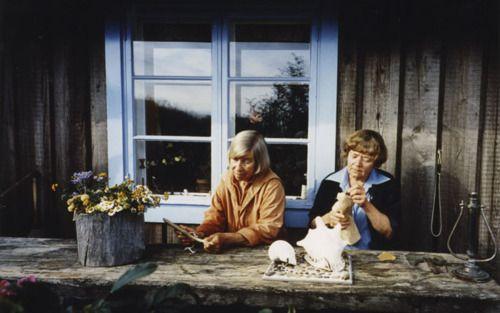 Tove Jansson: Klovharu, Pellinge