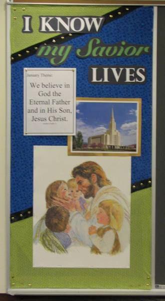 My Savior Lives