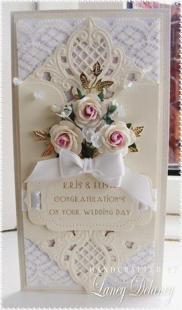 Laneys Place: DL Wedding Card                                                                                                                                                     More