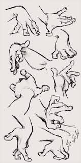 glen keane. Tarzan's hands #disney
