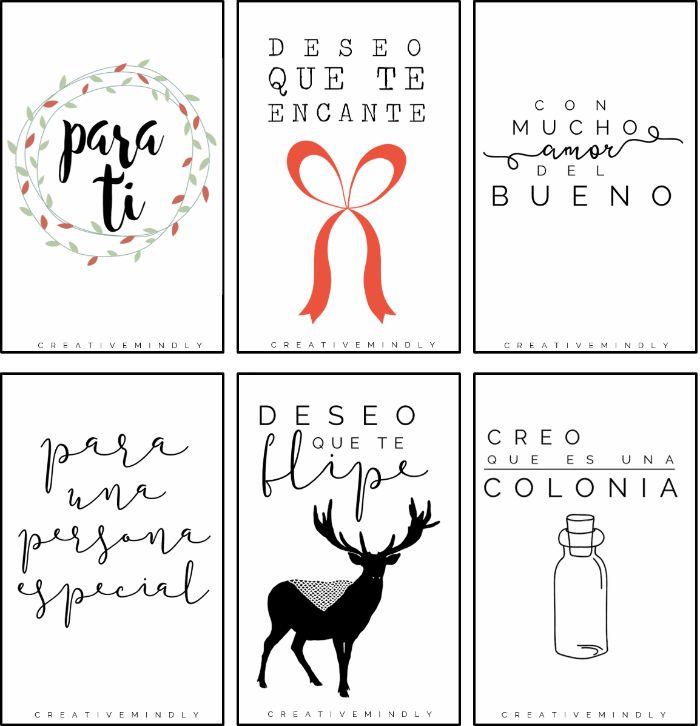 Mejores 38 imágenes de Printables en Pinterest | Embalaje, Etiquetas ...