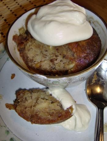 Brandy Pudding