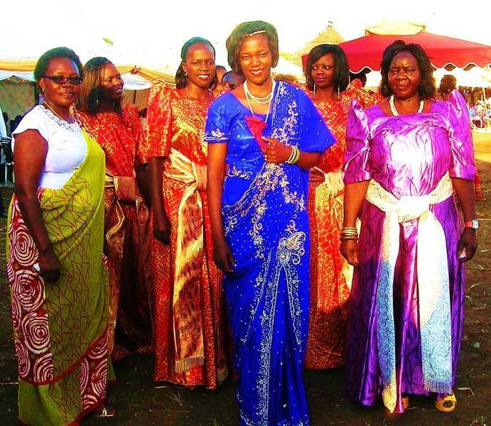 uganda traditional clothing