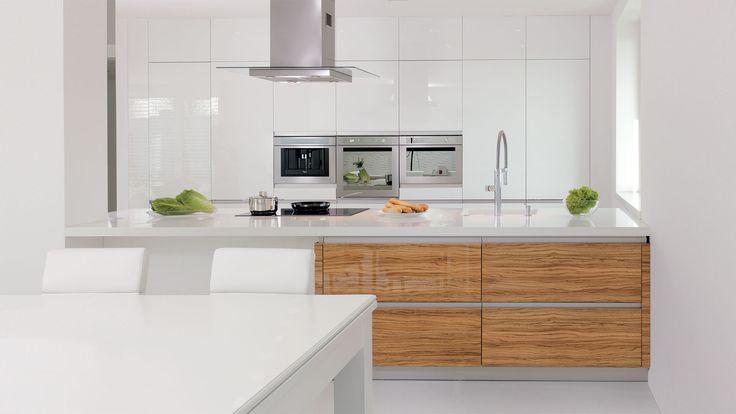 Top Futura Oliva | realizácie kuchyne Sykora