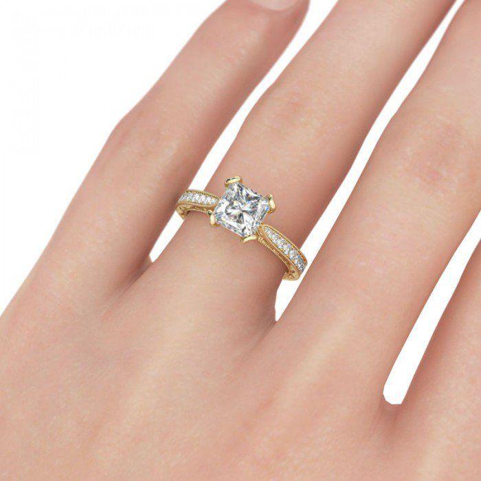 Best 25 White sapphire rings ideas on Pinterest