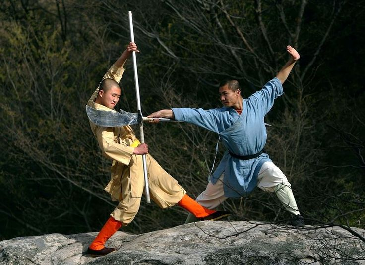 Learn About the Real Shaolin Monks