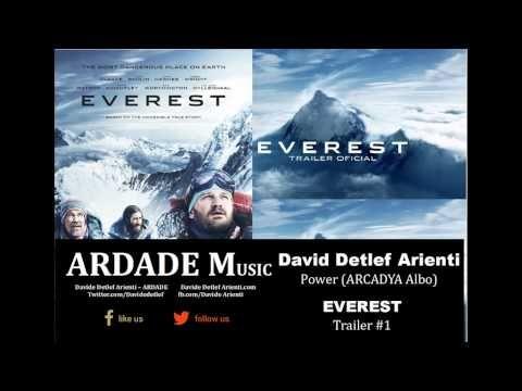 Everest - Trailer 1 Music 1 (David Detlef Arienti - Power)