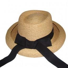 Chapéu Fibra natural