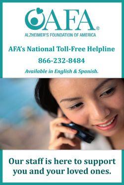 Alzheimer's Foundation of America - Definition of Alzheimer's Disease