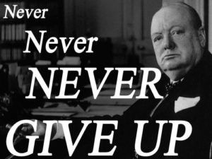 Image result for inspirational winston churchill quotes
