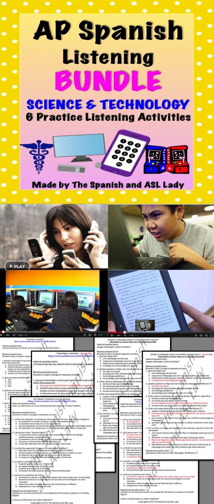 AP Spanish Language Exam, What to Expect?