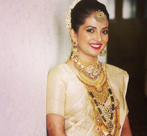 Indian Bridal Looks - The Kerala Bridal Look