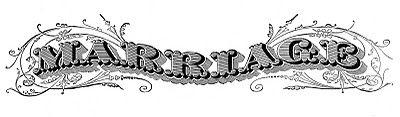 Antique Ephemera Clip Art - Printable Marriage Certificate - The Graphics Fairy