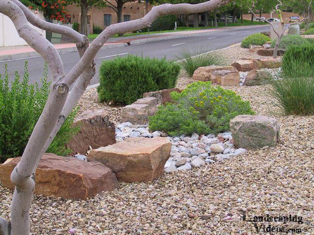 28 best dry river bed images on pinterest rockery garden for Landscaping rocks temecula