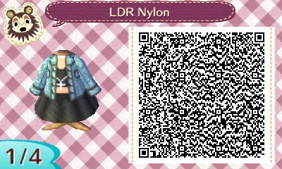 Animal Crossing QR Codes ❤                                                                                                                                                                                 More
