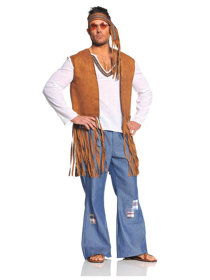 Right On 60s Costume | Wholesale 60s Costumes for Men