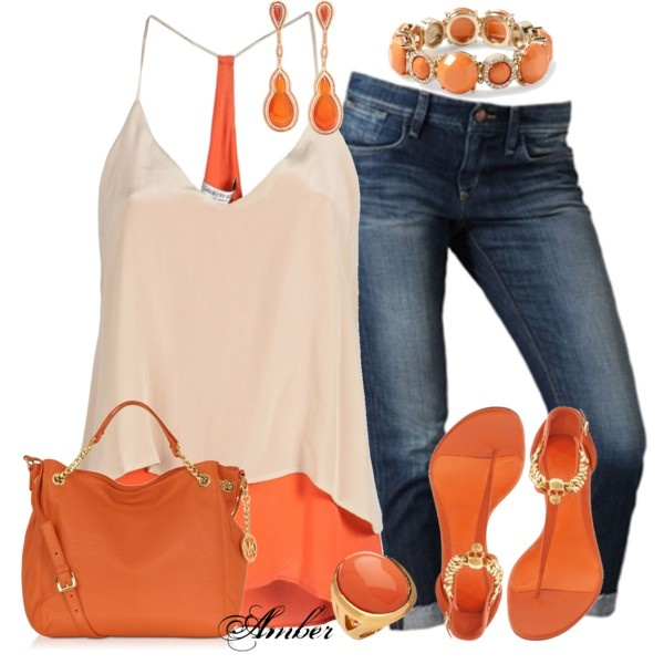 very comfortable outfit for summer