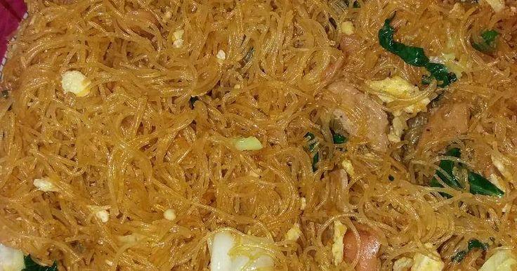 Resep Bihun Goreng favorit.