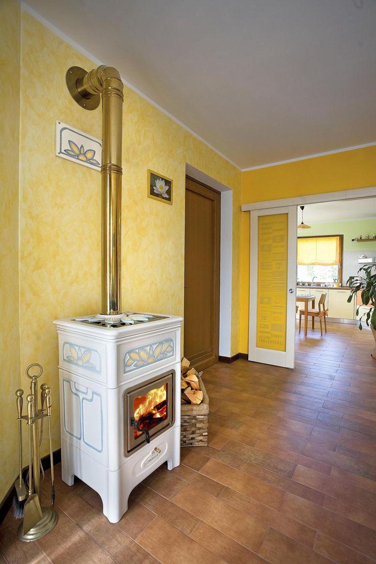 37 best Classic Stoves images on Pinterest | Wood burning stoves ...