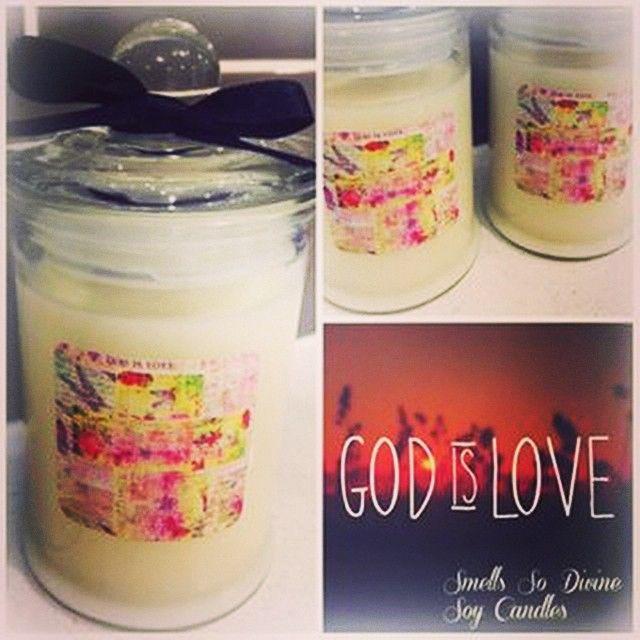 20 small #candles #strawberry and #vanilla #christmasgifts made for a customer  #godislove #christian #1john4:16
