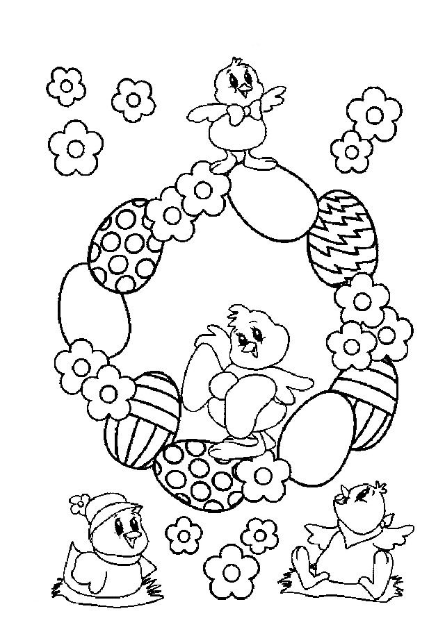 17 Best images about Easter Coloring Pages on Pinterest ...