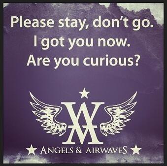 Angels And Airwaves - Heaven Lyrics | MetroLyrics