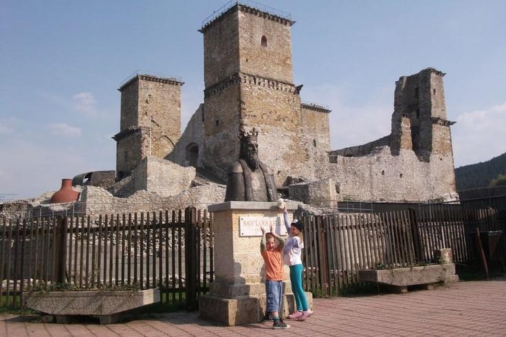 Castle of Diósgyőr (pron. dee-oshd-yoer), Hungary