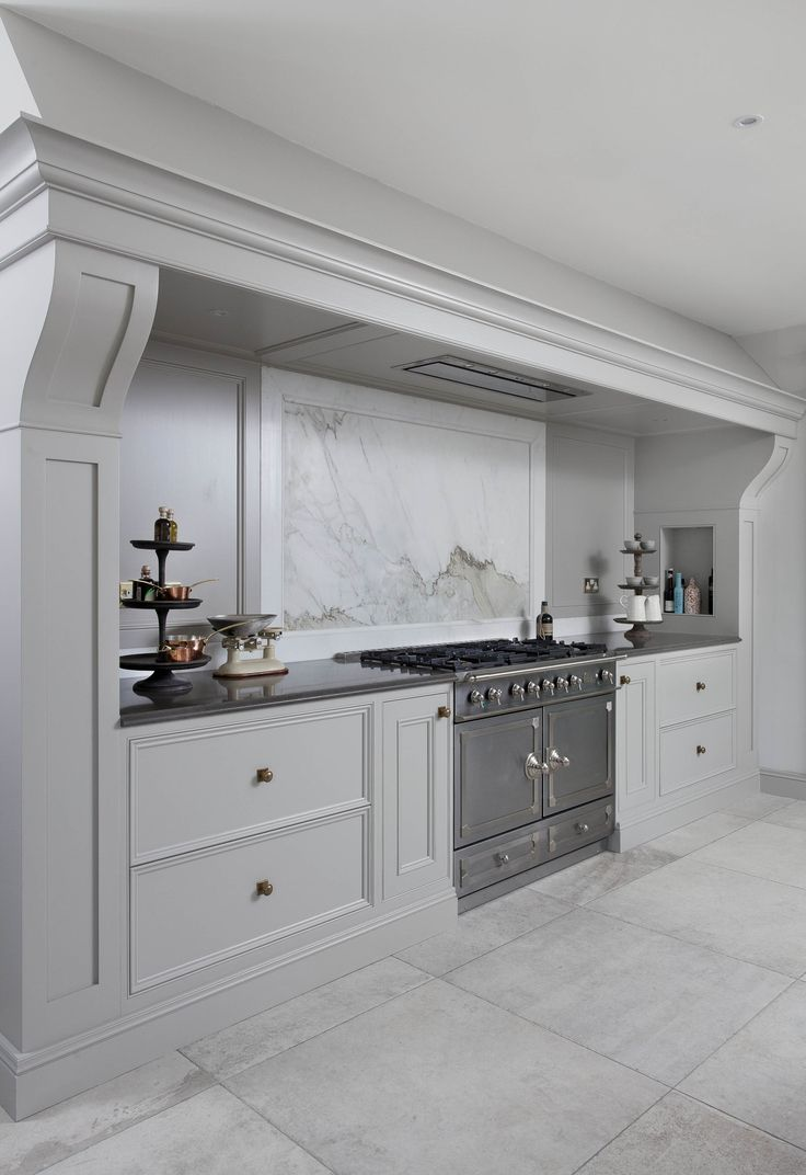 Canopied Dream Kitchen