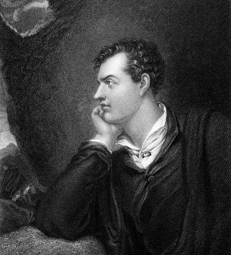 May 3,   1810: LORD BYRON SWIMS THE HELLESPONT  -    George Gordon, Lord Byron, swims across the Hellespont, a tumultuous strait in Turkey now called the Dardanelles.