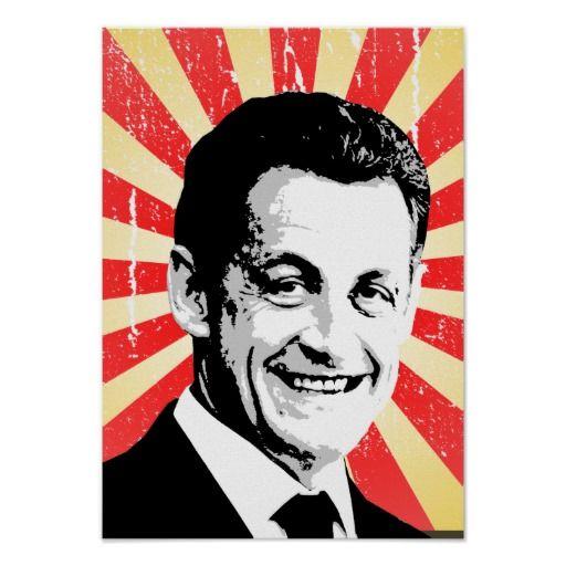 Nicolas Sarkozy Posters