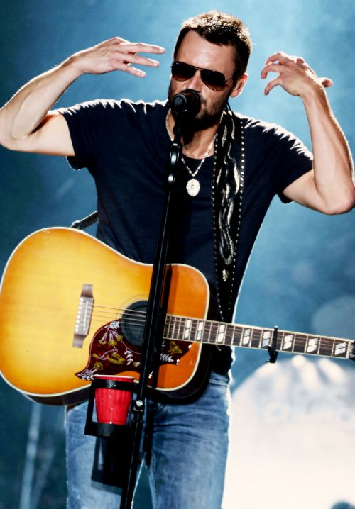 Eric Church...Crazy Hell I've been there before...Devil, Devil