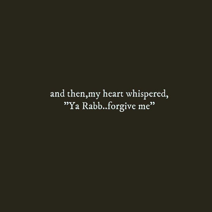 ya allah forgive me quotes - photo #7