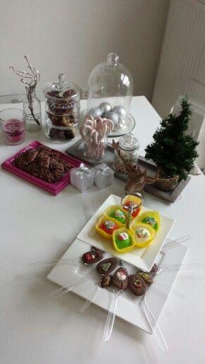 My Christmas table..