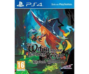 Prezzi e Sconti: The #witch and the hundred knight: revival  ad Euro 12.90 in #Idealo #Giochivideogame giochi ps4