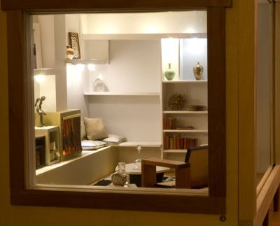 Peter Tucker miniature room box