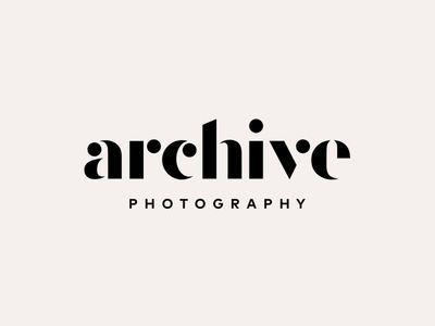 archive photography ; #branding #logo:
