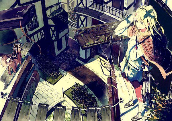 anime gorgeous pics | anime, art, awesome, beautiful, bird - inspiring picture on Favim.com