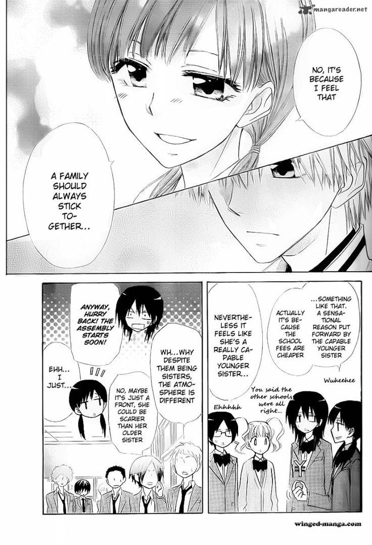 Kaichou wa Maid-sama! 65 - Page 12